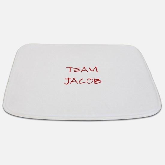 Team Jacob 2 Red.png Bathmat