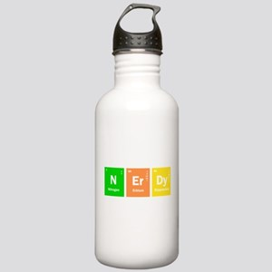 NERDY Stainless Water Bottle 1.0L