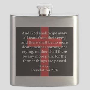 Revelation 21-4 Flask