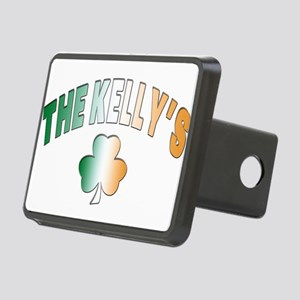 kellys(blk) Rectangular Hitch Cover