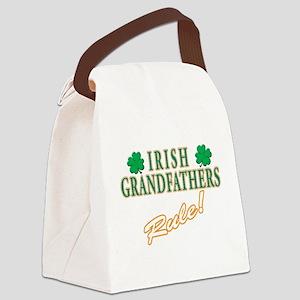 irish grandfather Canvas Lunch Bag