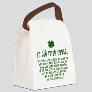 an old irish curse T-Shirt Canvas Lunch Bag