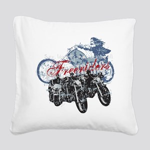 genuine riders Square Canvas Pillow