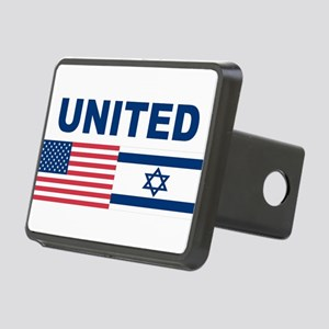 Support Isreal Rectangular Hitch Cover