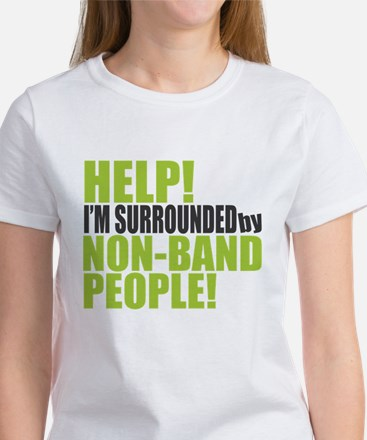 Non Band People Women's T-Shirt
