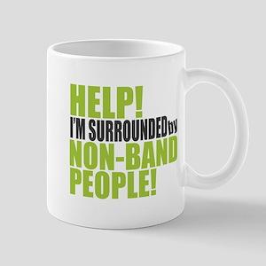 Non Band People Mug