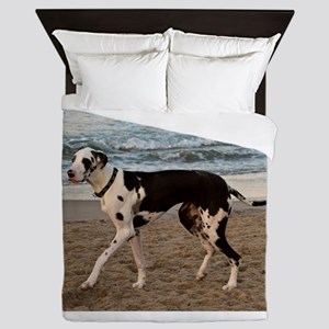 Great Dane 8 Queen Duvet