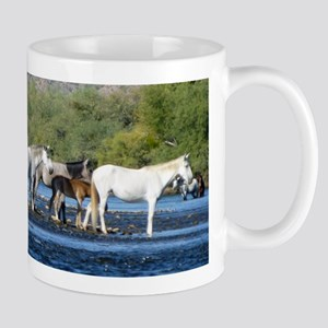 Standing In The River Mug Mugs
