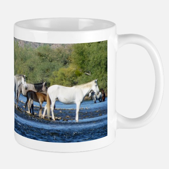 Standing In The River Mug Mugs