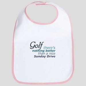 Golf Sunday Drive Bib