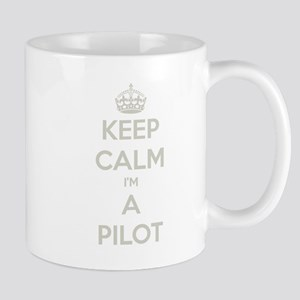 Keep Calm Pilot Mug