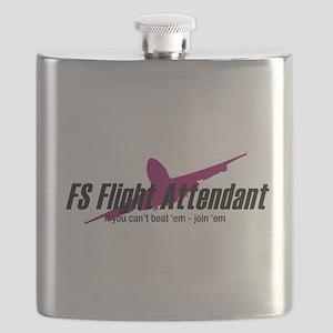 FS Flight Attendant- if you cant beat them Fla