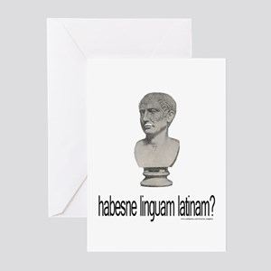 Caesar/got Latin? Greeting Cards (Pk of 10)