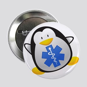 "Penguin EMT 2.25"" Button"