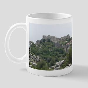 Les Baux 1 Mug