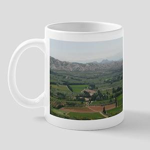 Les Baux 2 Mug
