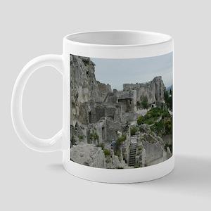 Les Baux 3 Mug