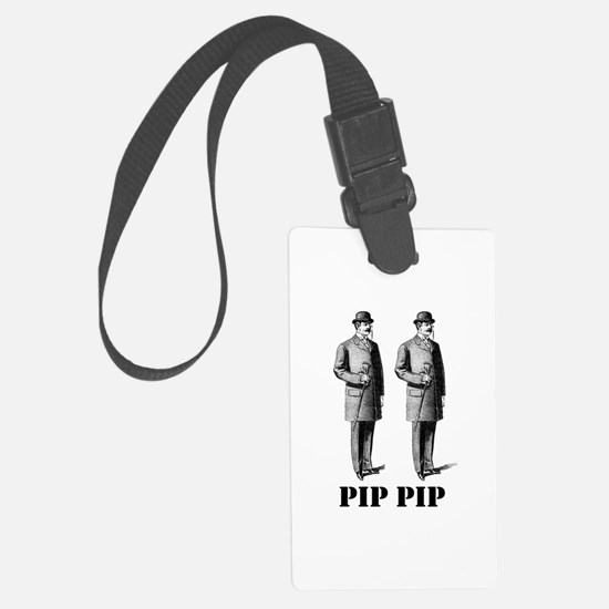 Pip Pip Luggage Tag