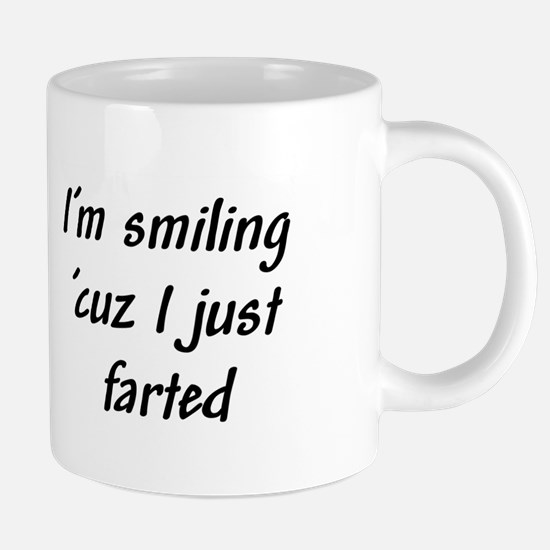 Im smiling because I just farted.png 20 oz Ceramic