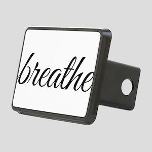 breathe Rectangular Hitch Cover