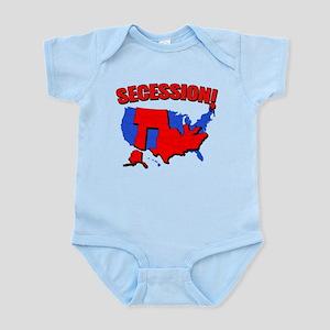 Secession! Infant Bodysuit