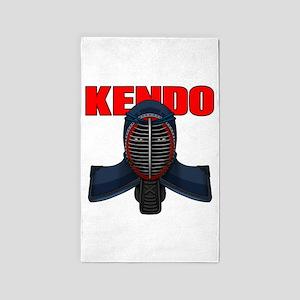 Kendo Men1 3'x5' Area Rug