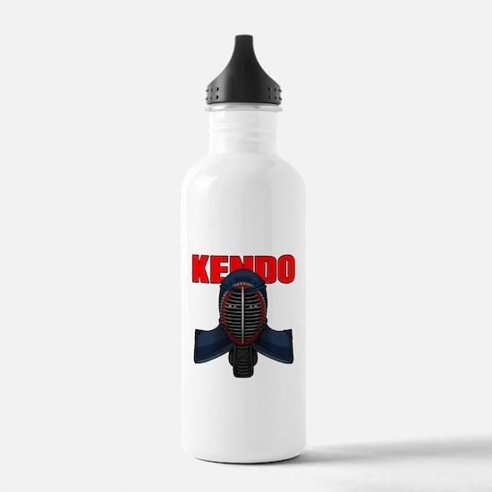 Kendo Men1 Water Bottle