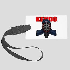 Kendo Men1 Large Luggage Tag