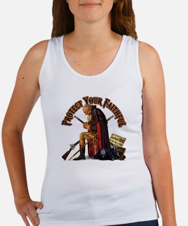 Protect Your Faithful Women's Tank Top