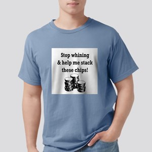 Stop whining Mens Comfort Colors Shirt