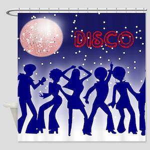 Disco Shower Curtain
