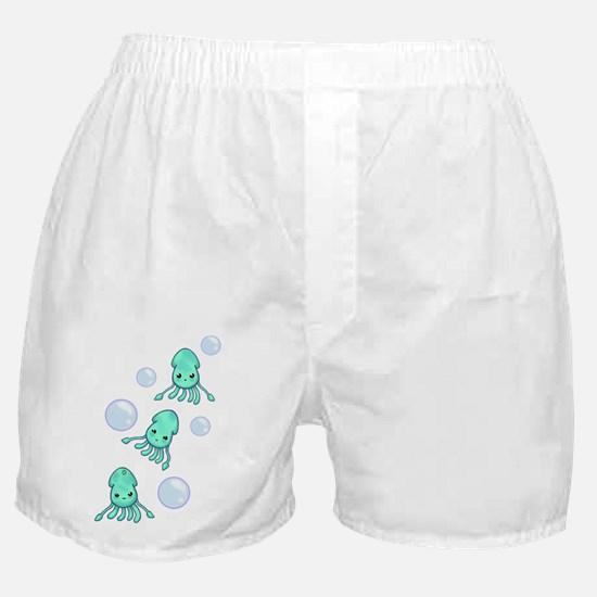Squid Trio Boxer Shorts