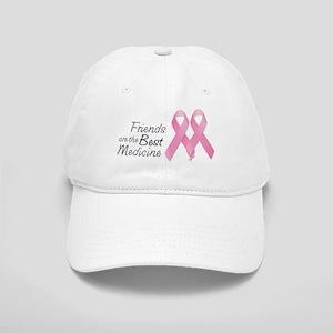 Friends are the best medicine Cap