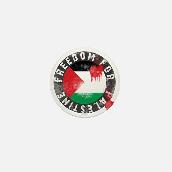 Funny Gaza Mini Button