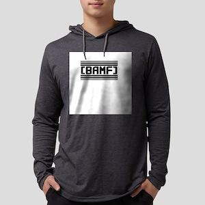BAMF Mens Hooded Shirt