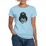 Geisha Cat Women's Light T-Shirt