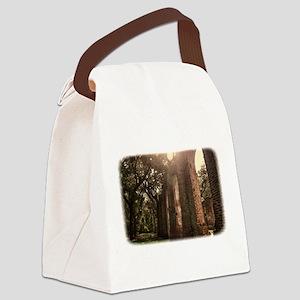 Old Sheldon Church 3 Canvas Lunch Bag