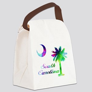 SC PT MC Canvas Lunch Bag
