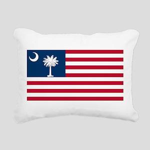 SCUSA Rectangular Canvas Pillow