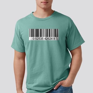 Barcode Mens Comfort Colors Shirt