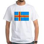 Aland Islands White T-Shirt