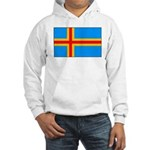 Aland Islands Hooded Sweatshirt