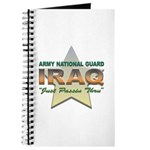 Army Guard Just Passin Thru Journal