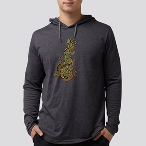 Dragon Mens Hooded Shirt
