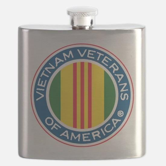 Vietnam Veterans Flask