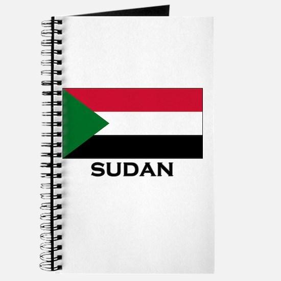 Sudan Flag Stuff Journal