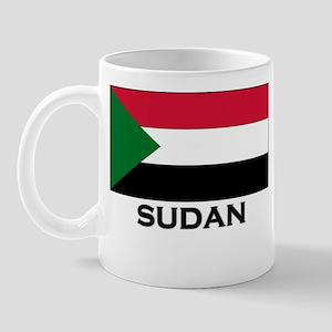 Sudan Flag Stuff Mug