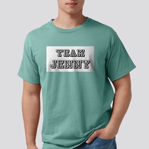 Team Jenny blk Mens Comfort Colors Shirt