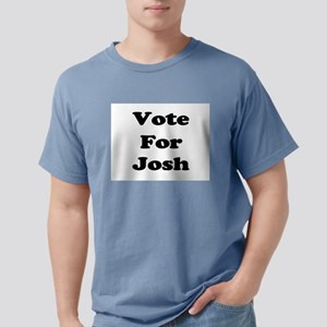 Vote Josh blk Mens Comfort Colors Shirt