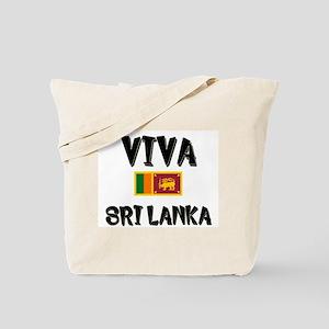 Viva Sri Lanka Tote Bag